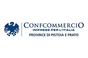 Logo Confcommercio Pistoia e Prato